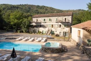 la maison du chassezac gîte location meublé Ardèche les vans